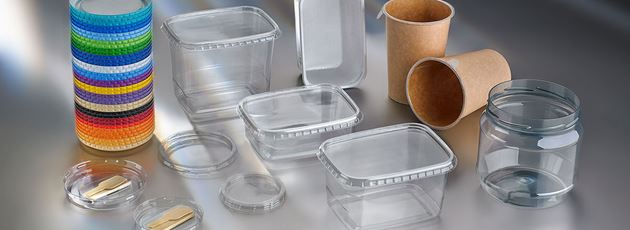 Package your food product with recycled PET (rPET)